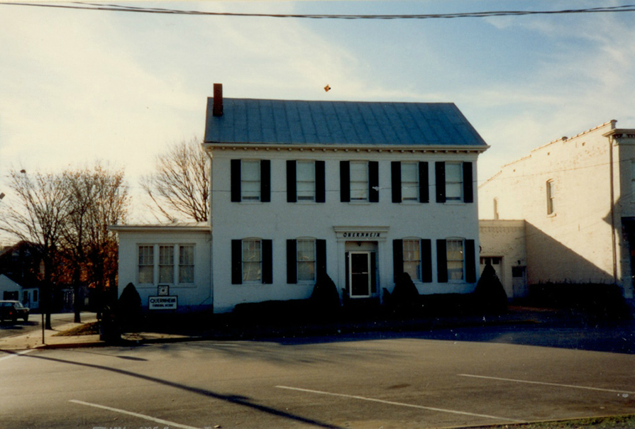 Former Funeral Home 1937 - 1988