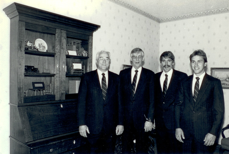 Open House Photo - 1988