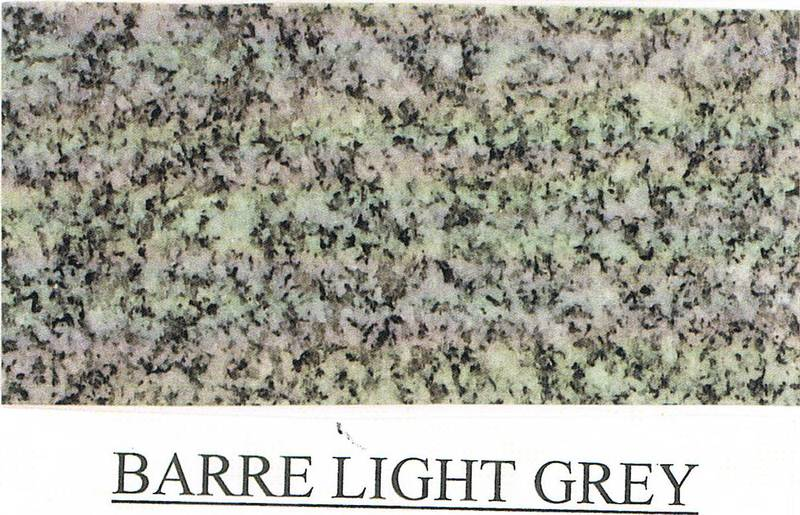 Barre Light Grey