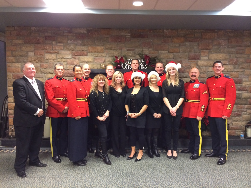 RCMP Christmas Rounds
