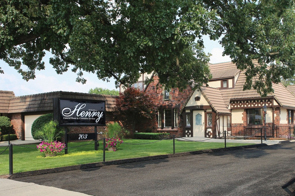 Funeral Home Front