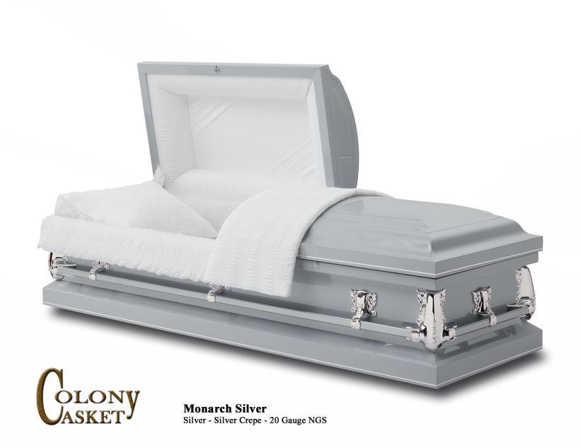Monarch Silver - $1,295