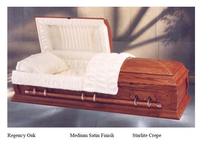Regency Oak - $1,750