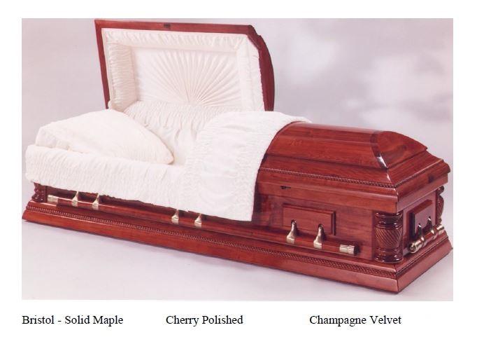 Bristol Solid Maple - $2,395