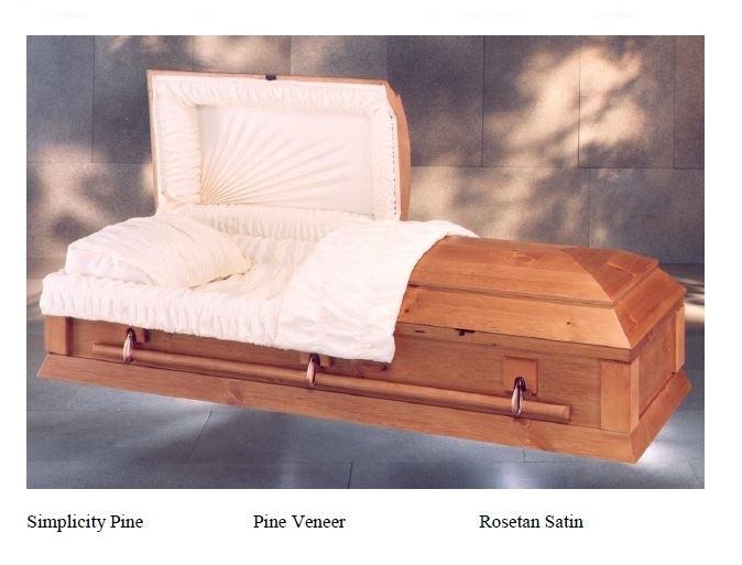 Simplicity Pine - $1,695