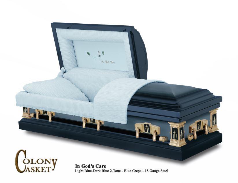 In God's Care - $1,695