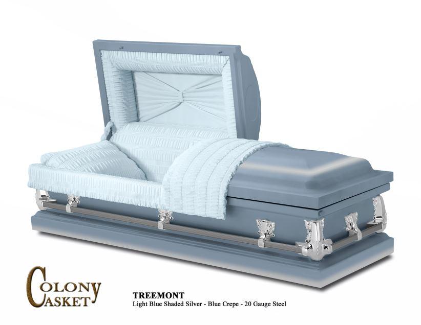 Treemont Light Blue - $1,550