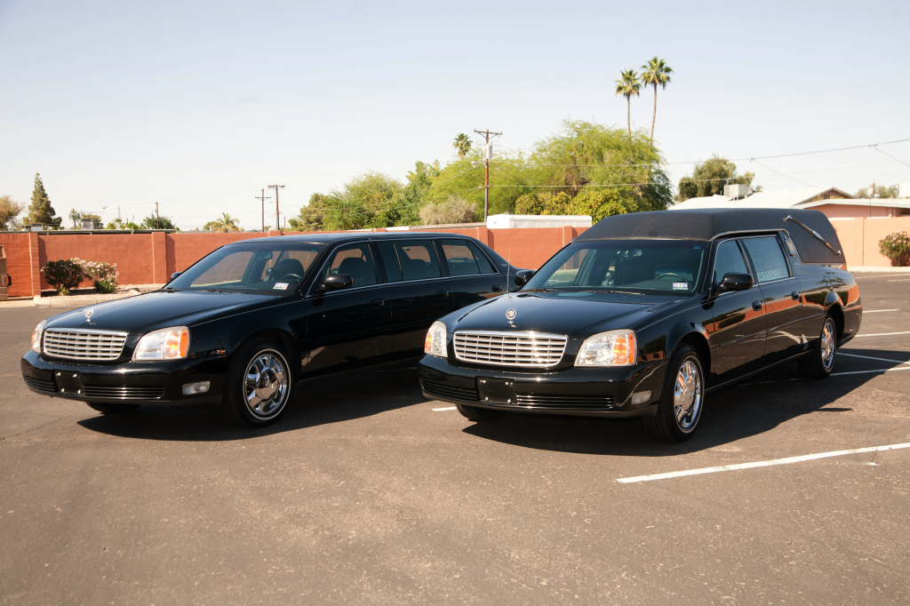 Hearse and Limousine Availability