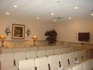 Magnolia Reposing Room