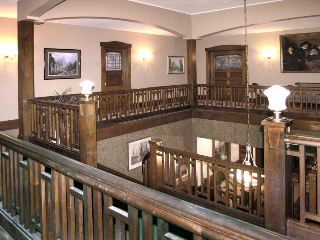 Second Floor Gallery Hall