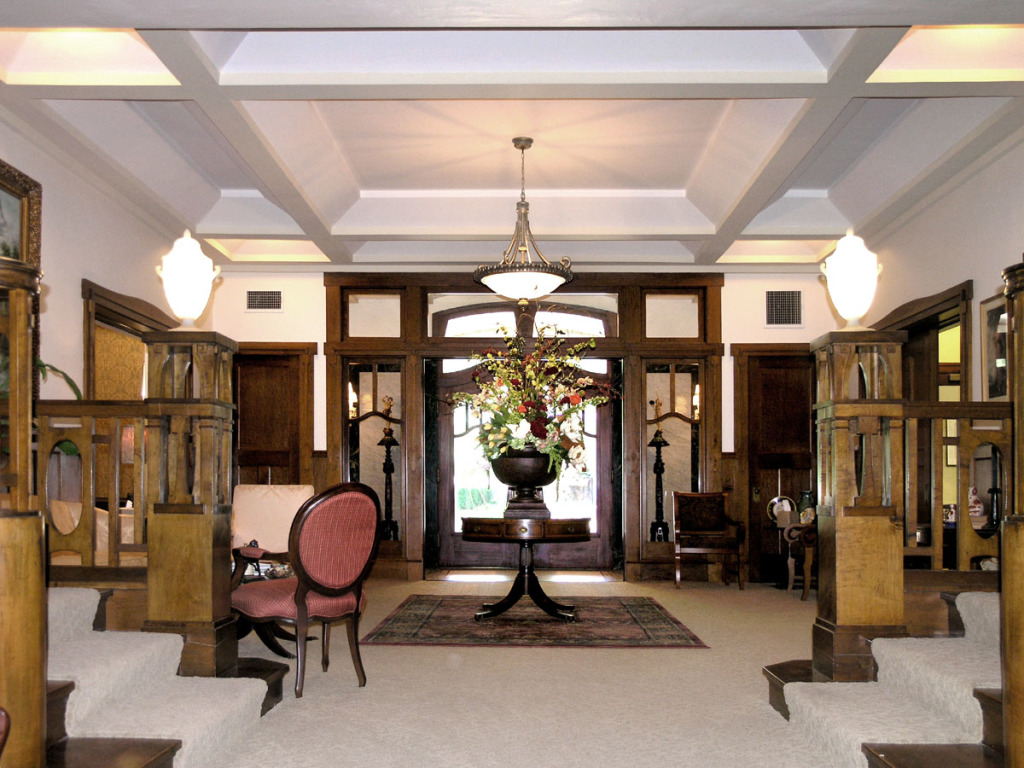 The Grand Foyer, view 2
