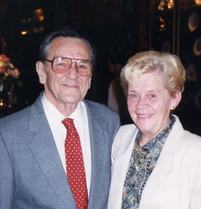 LeRoy J ��Bud' Richardson and Ann Richardson Founders