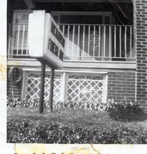 Original location in early 1950's on Rising Sun Ave in Olney/Feltonville section of the city