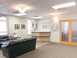 Foyer/ Reception Area