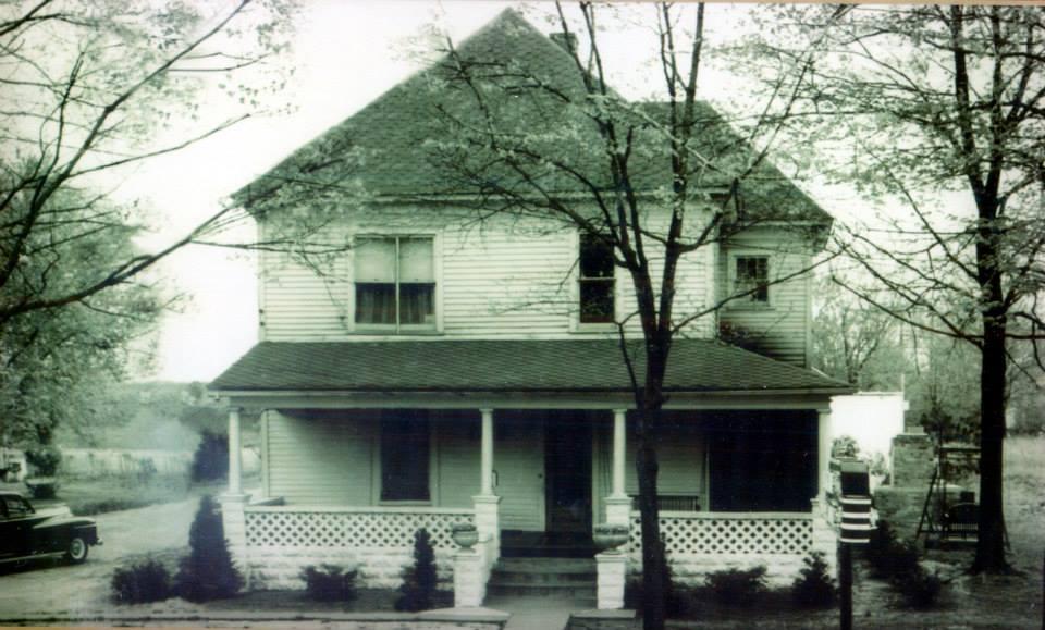 Riggin Funeral Home circa 1930's