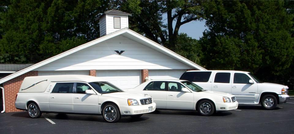 Funeral Fleet Circa 2000's