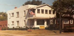 Raisian Funeral Home in 1953.