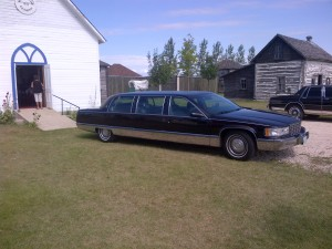 Cadillac Professional Limos