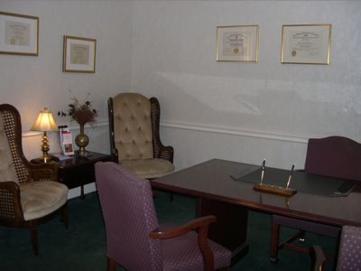 Arrangement Office