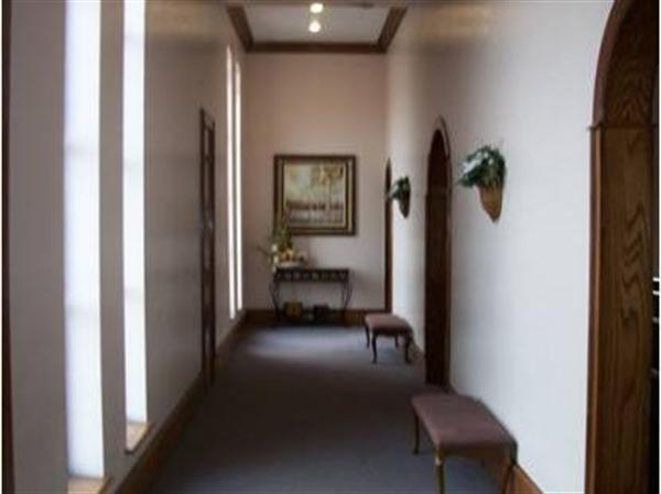 Chapel of Christ Lobby