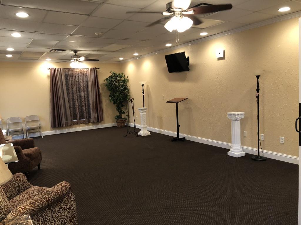 Family Suite Visitation Parlor