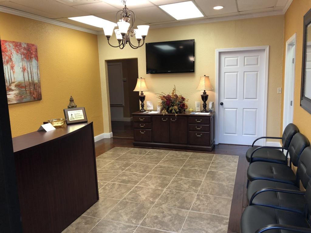 Receptionist Office