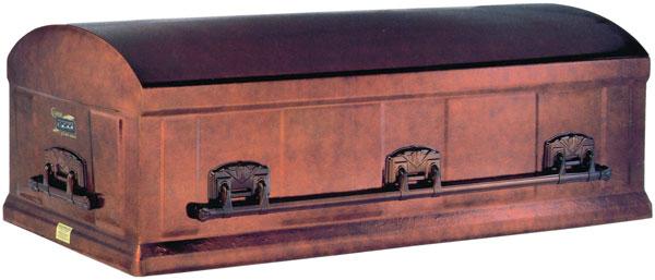 Clark Standard 12 Gauge Galvanized Steel Vault