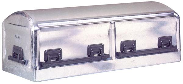 Clark Custodian 10 Gauge Galvanized Steel Vault