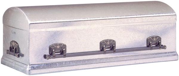 Clark 7 Gauge Galvanized Steel Vault