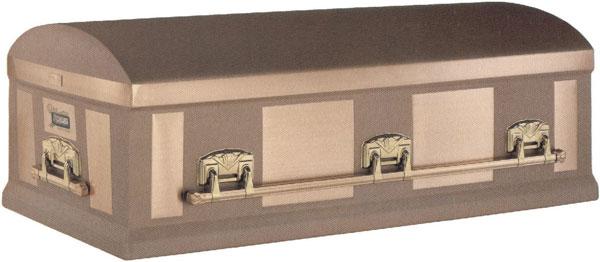 Clark Standard 12 Gauge Solid Copper Vault
