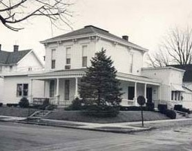 Our Funeral Home 'Back Then'