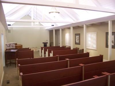 Davis Location - Chapel