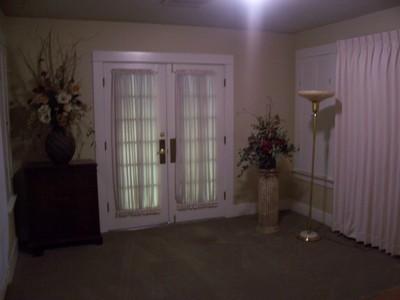 Davis Location - Visitation Room