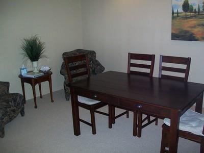 Winters Location - Arrangement Room
