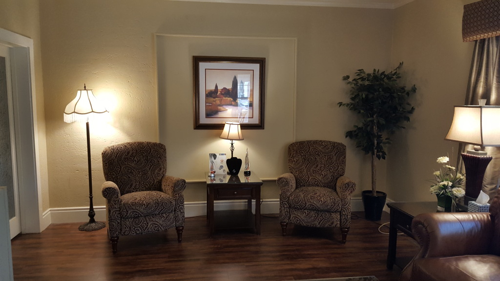 Arrangement Conference Room
