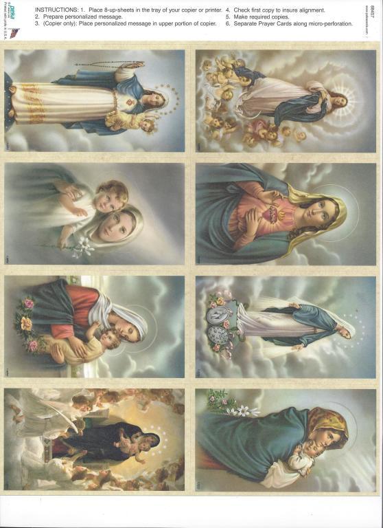 Mary 1 Assortment