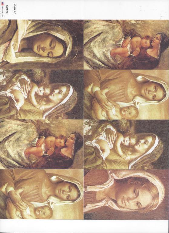 Mary 2 Assortment