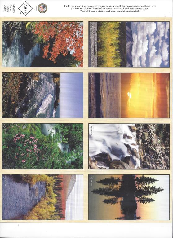 Scenic Beauty Assorted