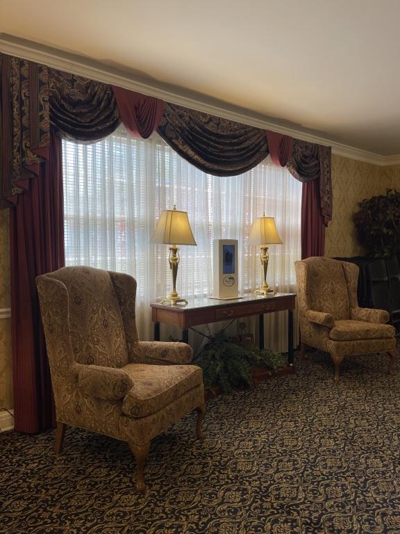 Fireplace Room