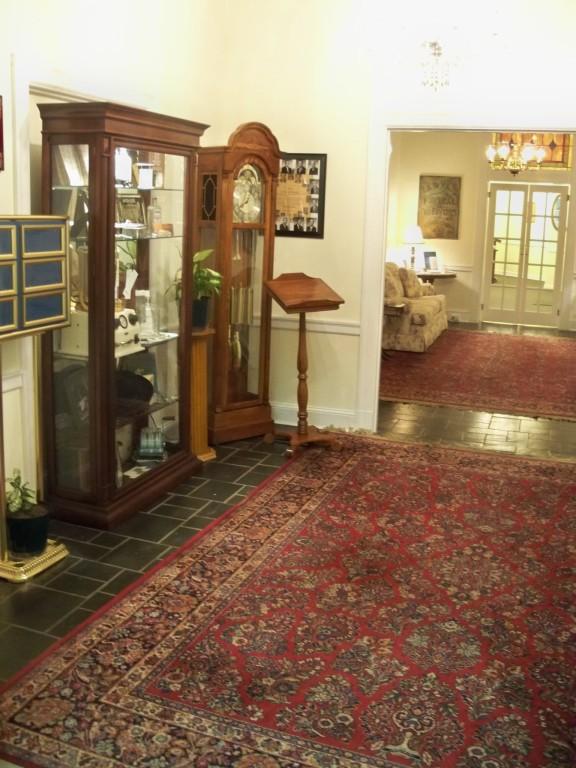 Main Entrance Foyer