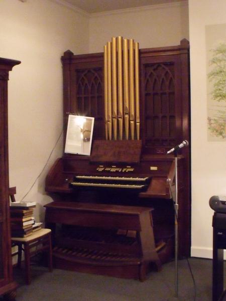 Original Pipe Organ