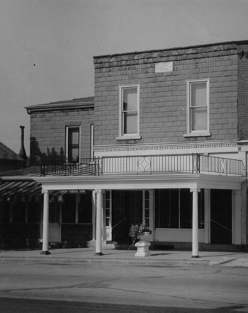 Sonday Funeral Home Pre-1968