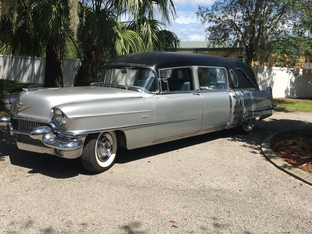 1956 Cadillac Combo Hearse/Ambulance