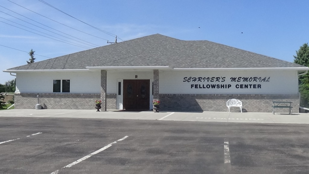 Schriver's Memorial Fellowship Center
