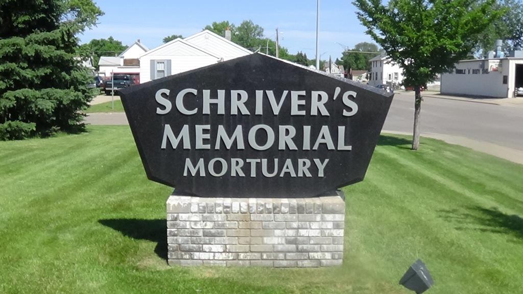 Schriver's Memorial Mortuary  Crematory