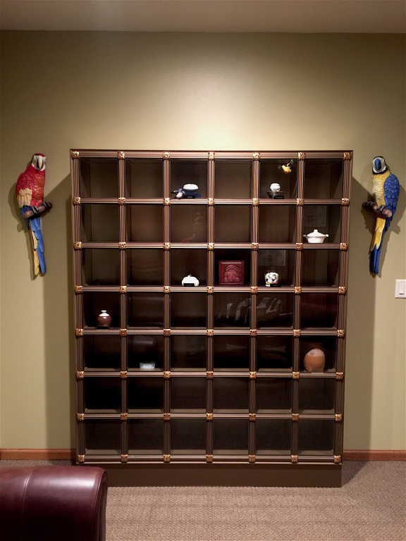 Indoor Pet Columbarium