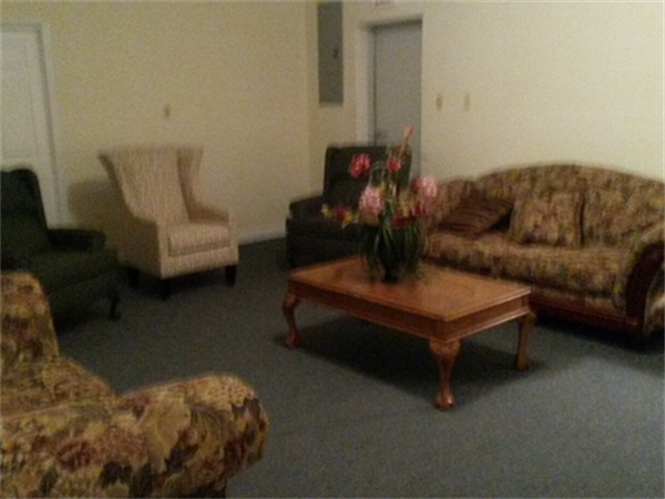Relaxation and planning area just for you