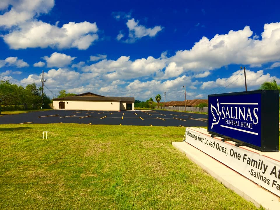 Salinas Funeral Home of Brownsville