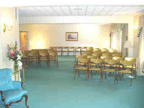 Chapel A Rear View