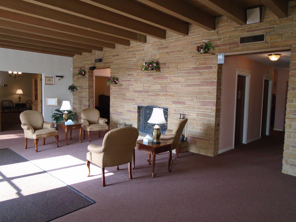 Front Lobby